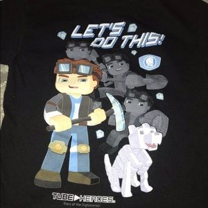 Other - Tube Heroes shirt